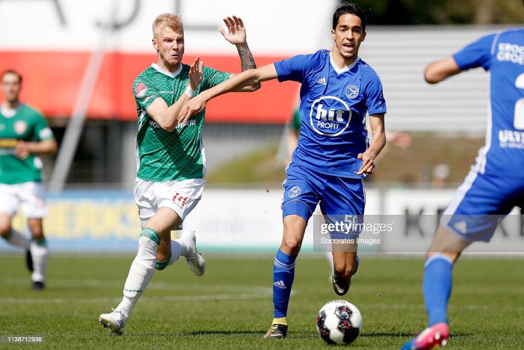 NLD: FC Dordrecht v Almere City - Jupiler League