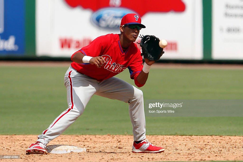 MiLB: SEP 29 Florida Instructional League - FIL Yankees at FIL Phillies : News Photo