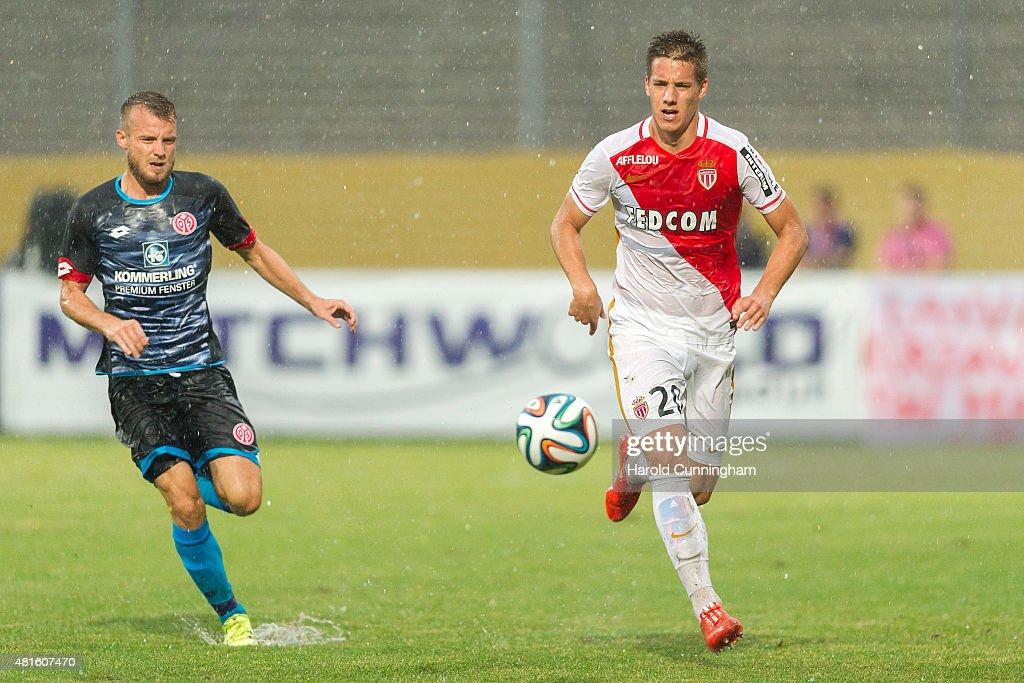 1. FSV Mainz 05 v AC Monaco - Pre-Season Friendly
