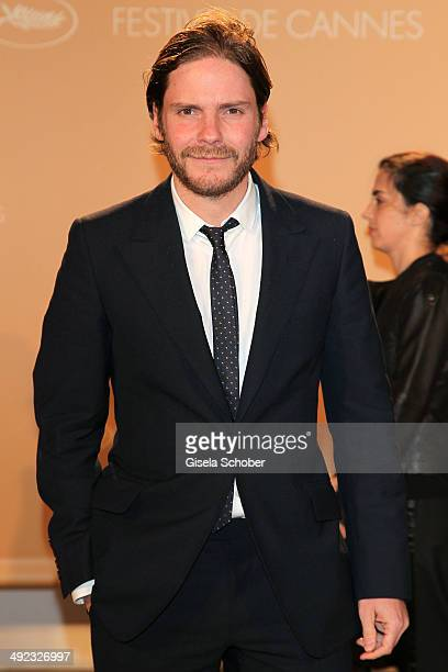 Daniel Bruehl attends the Agora dinner at the 67th Annual Cannes Film Festival on May 19 2014 in Cannes France