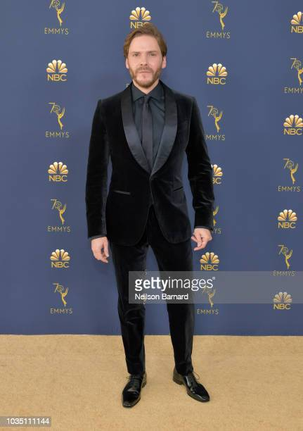 Daniel Bruhl attends the 70th Emmy Awards at Microsoft Theater on September 17 2018 in Los Angeles California