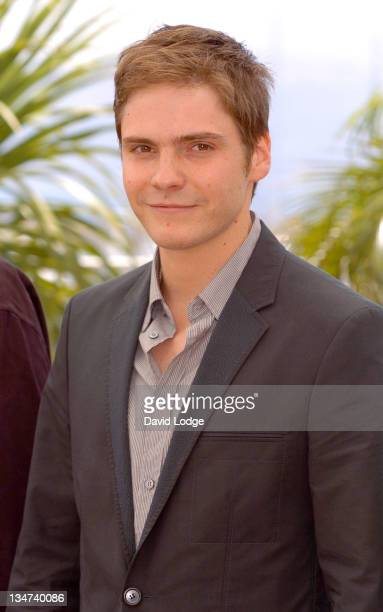 """Daniel Bruhl during 2006 Cannes Film Festival - """"Jury Cinefondation'' Photocall at Palais des Festival Terrace in Cannes, France."""