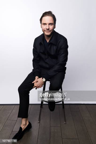 Daniel Bruhl poses for a portrait at The BAFTA Tea Party on January 5 2019 in Beverly Hills California