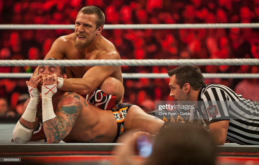 WWE - Raw at Rose Garden : News Photo