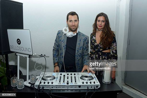 """Daniel Buckman attends """"Deepwater Horizon"""" premiere screening party presented by Johnnie Walker at The Addison Residence on September 13, 2016 in..."""