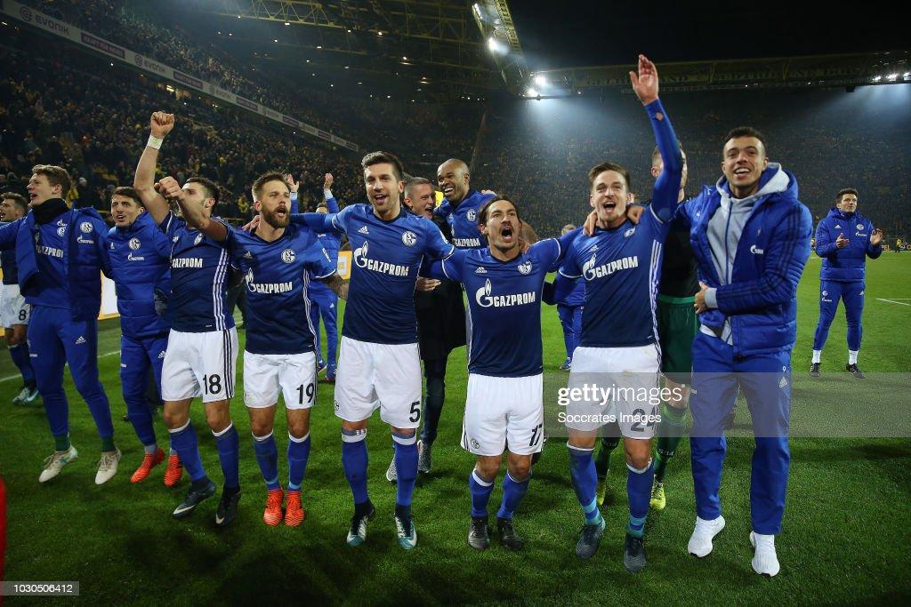 Borussia Dortmund v Schalke 04 - German Bundesliga : News Photo