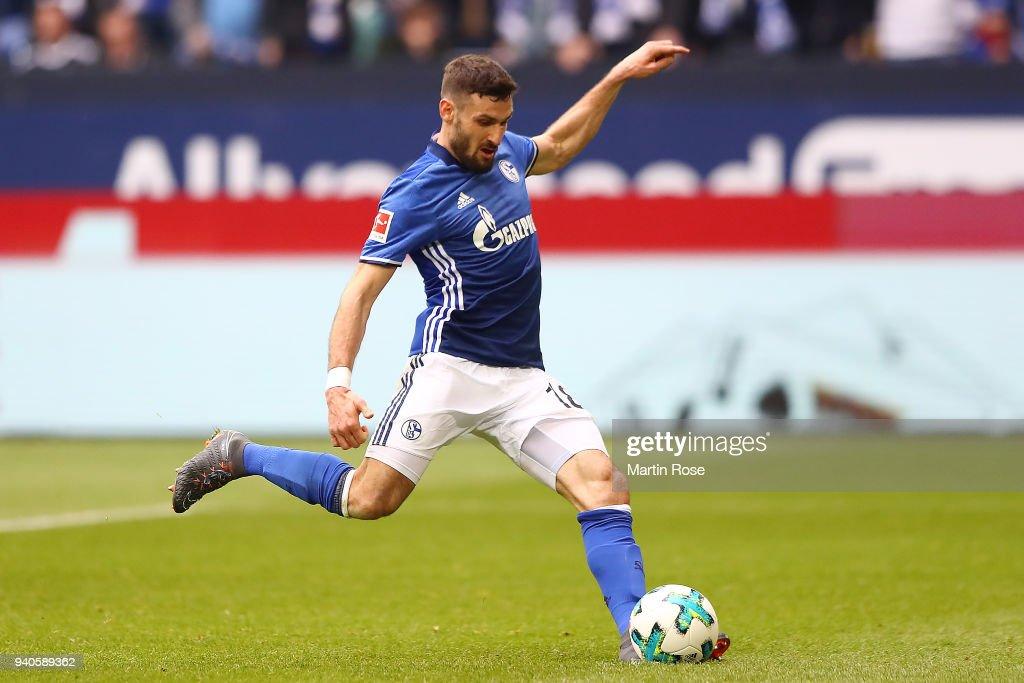 FC Schalke 04 v Sport-Club Freiburg - Bundesliga