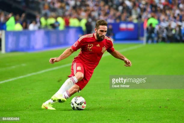 Daniel CARVAJAL France / Espagne Match Amical Photo Dave Winter / Icon Sport