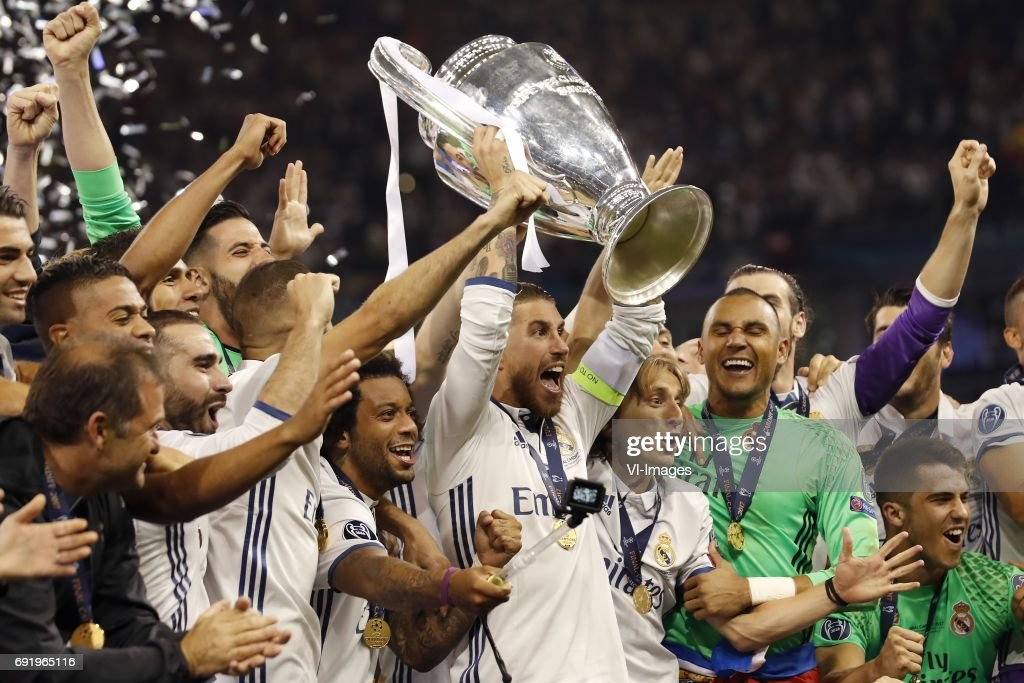 "UEFA Champions League""Juventus FC v Real Madrid"" : News Photo"