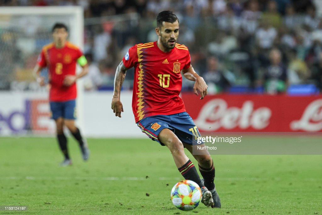 Spain v Germany - UEFA U-21 Championship Final : ニュース写真