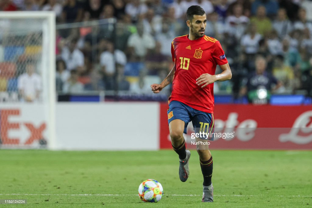 Spain v Germany - UEFA U-21 Championship Final : News Photo