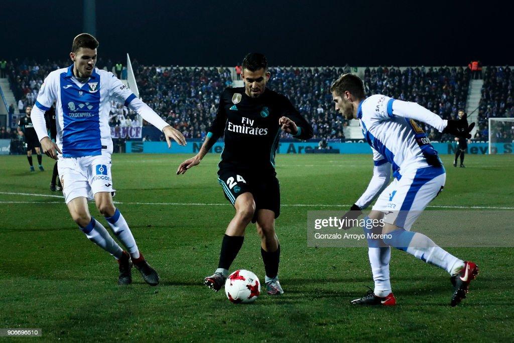 Leganes v Real Madrid - Spanish Copa del Rey : News Photo