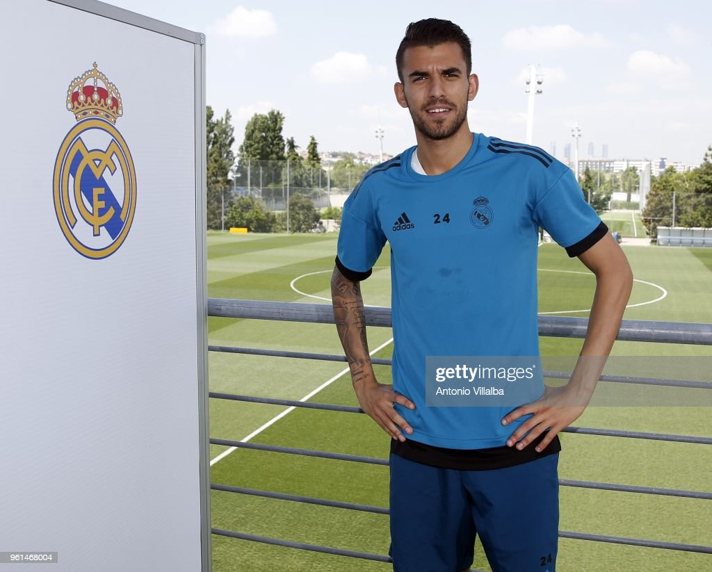 Real Madrid: Champions League Final Media Day : News Photo