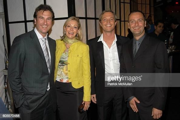 Daniel Cohen, Nadja Swarovski, Markus Langes-Swarovski and ...