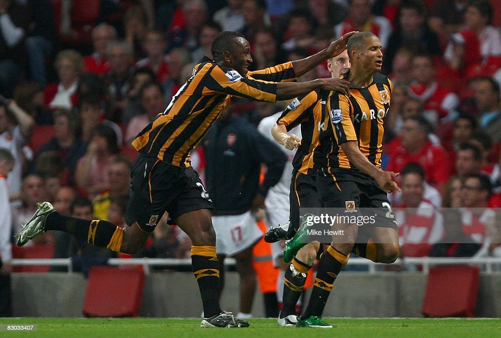 Arsenal v Hull City - Premier League : News Photo