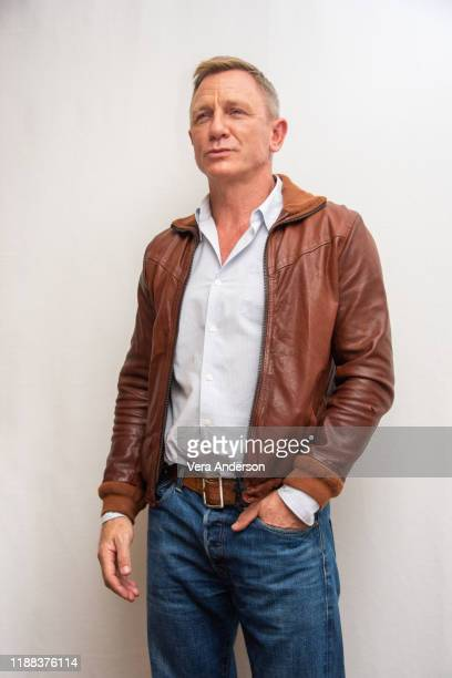 Daniel Craig at the Knives Out Press Conference at the Four Seasons Hotel on November 15 2019 in Beverly Hills California