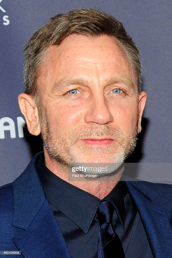 Happy 50th Birthday Daniel Craig!