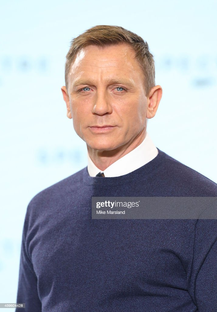 Bond 24 - Photocall