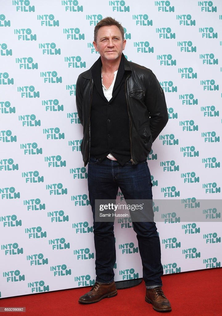 Into Film Awards 2017 - Arrivals : News Photo
