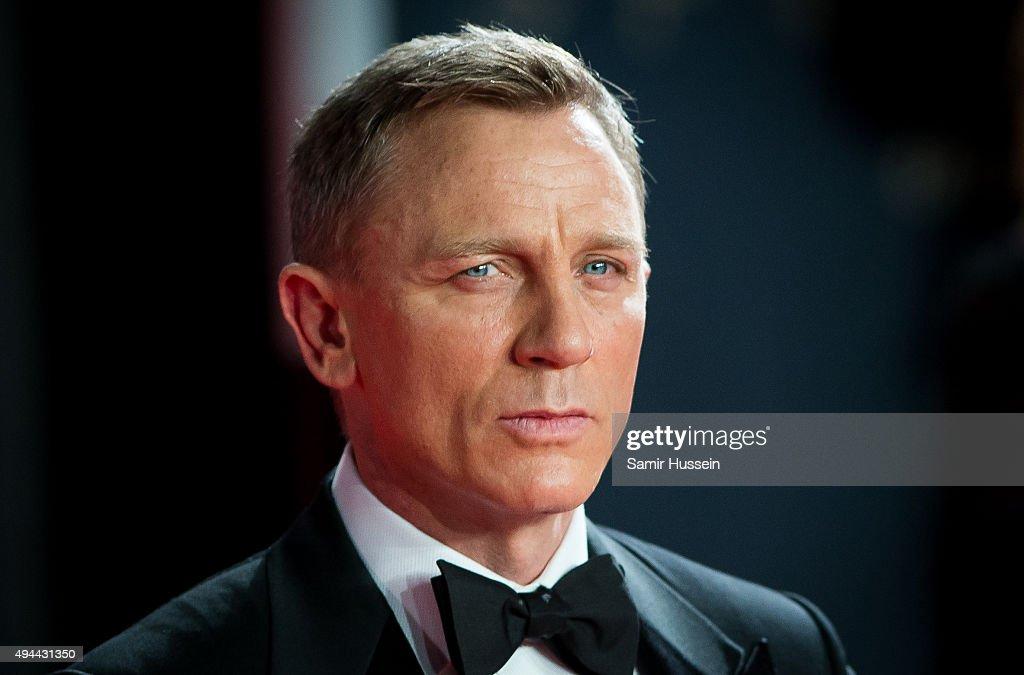 Royal Film Performance: 'Spectre' : News Photo