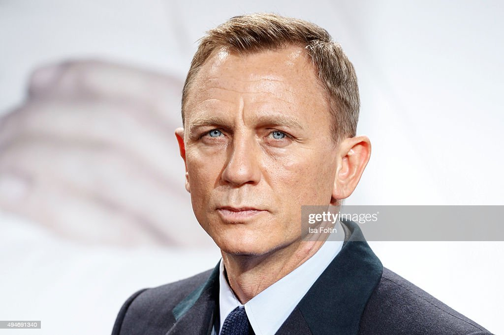 'Spectre' German Premiere In Berlin : News Photo