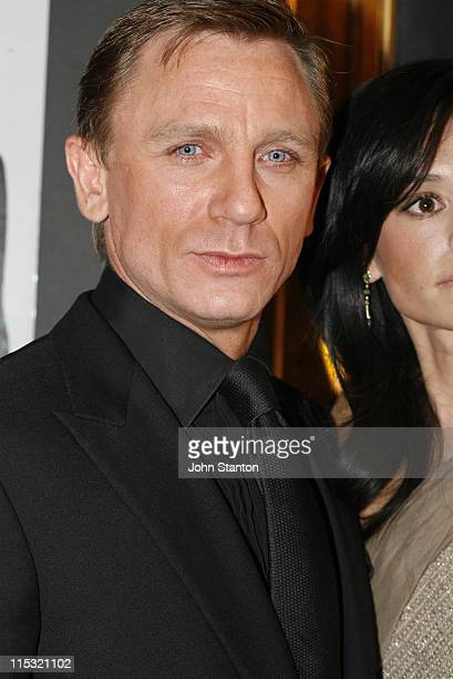 Daniel Craig during 'Casino Royale' Australian Premiere Red Carpet at State TheatreSydney in Sydney NSW Australia