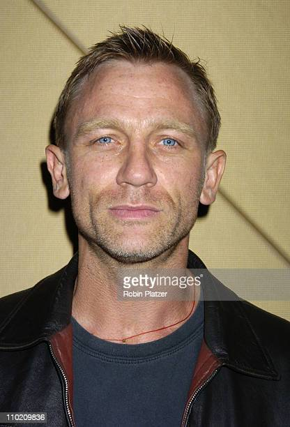 Daniel Craig during 'Enduring Love' Private Screening at MGM Screening Room in New York New York United States