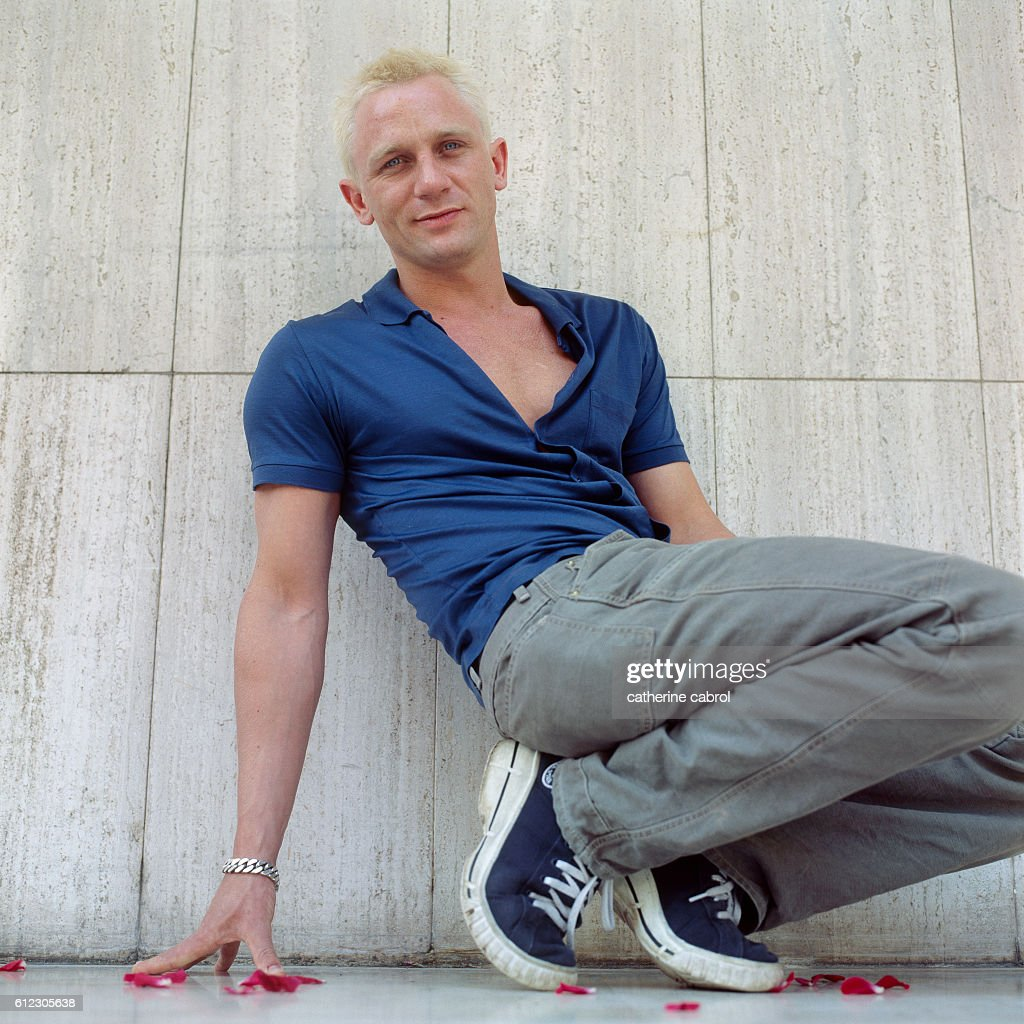British Actor Daniel Craig : News Photo
