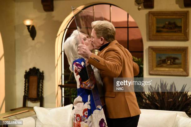 LIVE Daniel Craig Episode 1782 Pictured Kate McKinnon as Debranike and host Daniel Craig as Blaise during the Sands of Modesto sketch on Saturday...