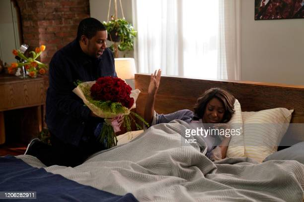 LIVE Daniel Craig Episode 1782 Pictured Kenan Thompson and Ego Nwodim during the On The Couch sketch on Saturday March 7 2020