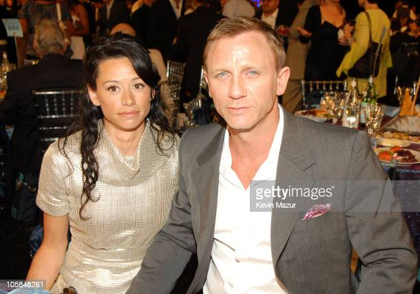 Daniel Craig nominee Best Supporting Male for Infamous and Satsuki Mitchell