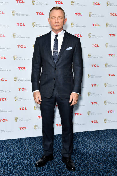 """GBR: """"BAFTA: A Life In Pictures With Daniel Craig"""" Supported By TCL Mobile - Photocall"""