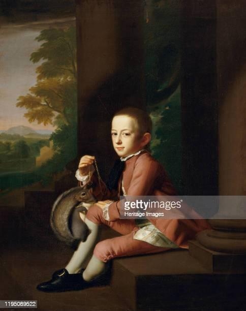 Daniel Crommelin Verplanck, 1771. Artist John Singleton Copley.