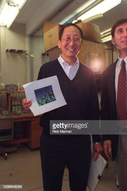 Daniel CTsui of Chinese origin was awarded the Nobel Prize in Physics