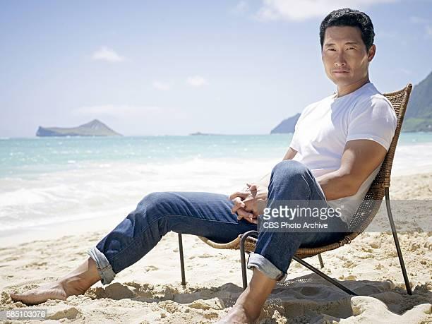 Daniel Dae Kim as Chin Ho Kelly on the CBS drama HAWAII FIVE0 on the CBS Television Network