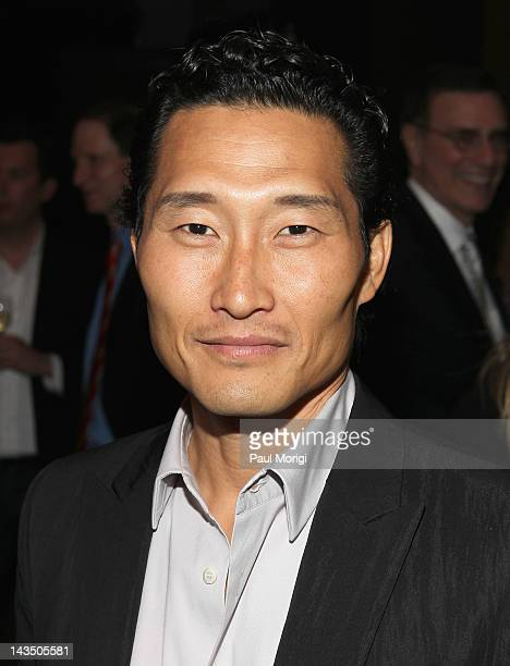 Daniel Dae Kim attends Google Hollywood Reporter Host an Evening Celebrating The White House Correspondents' Weekend on April 27 2012 in Washington DC