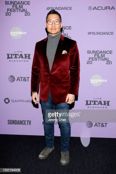 Daniel Dae Kim attends the 2020 Sundance Film Festival Blast Beat Premiere at The Ray on January 26 2020 in Park City Utah