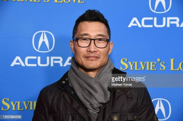 Daniel Dae Kim attends the after party for Sylvie's Love at Acura Festival Village on January 27 2020 in Park City Utah