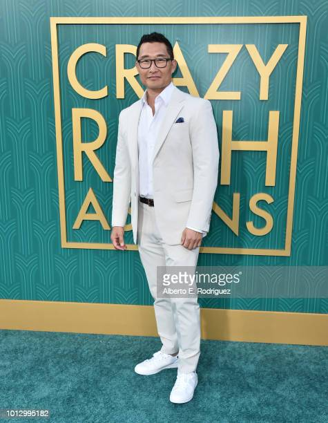 Daniel Dae Kim attends the premiere of Warner Bros Pictures' Crazy Rich Asiaans at TCL Chinese Theatre IMAX on August 7 2018 in Hollywood California