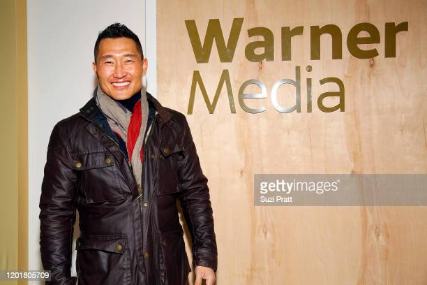 Daniel Dae Kim attends the WarnerMedia and AT&T Sundance Kick-Off Party at Lateral on January 24, 2020 in Park City, Utah. 731296