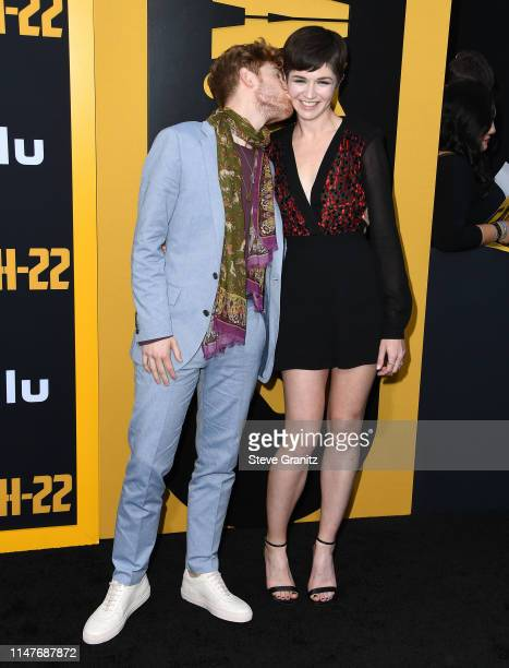 """Daniel David Stewart arrives at the U.S. Premiere Of Hulu's """"Catch-22"""" at TCL Chinese Theatre on May 07, 2019 in Hollywood, California."""
