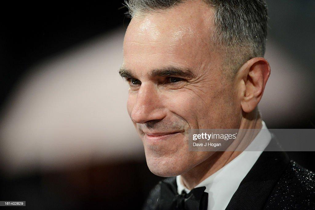 EE British Academy Film Awards - Inside Arrivals : News Photo