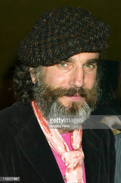 Daniel Day Lewis during 'The Ballad of Jack and Rose' New York City Premiere Inside Arrivals at Chelsea West Theater in New York City New York United...