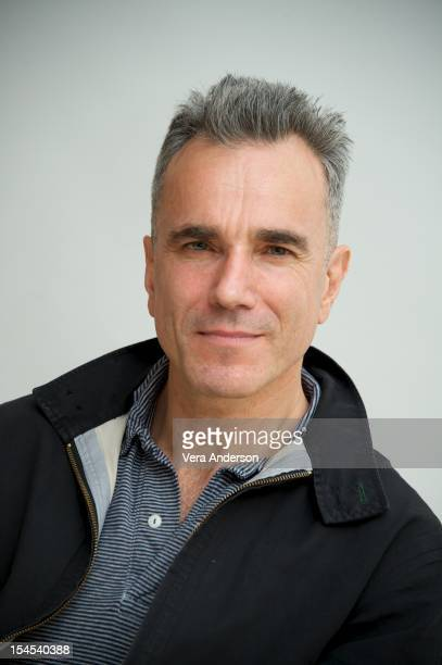 Daniel DayLewis at the 'Lincoln' Press Conference at the Four Seasons Hotel Los Angeles on October 19 2012 in Beverly Hills California
