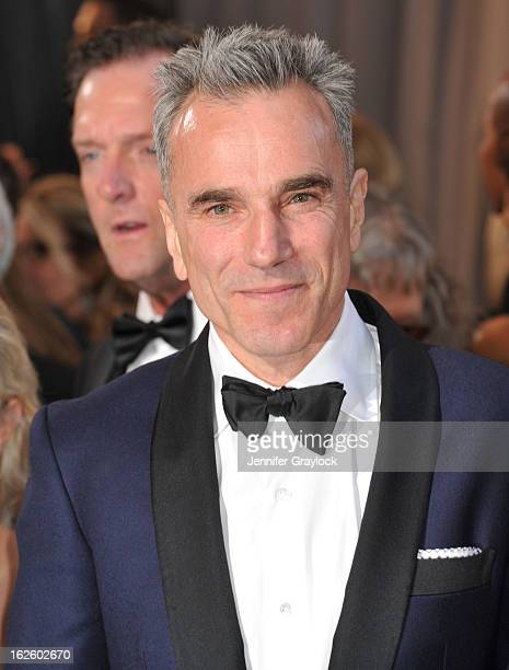 Daniel DayLewis attends the 85th Annual Academy Awards held at the Hollywood Highland Center on February 24 2013 in Hollywood California