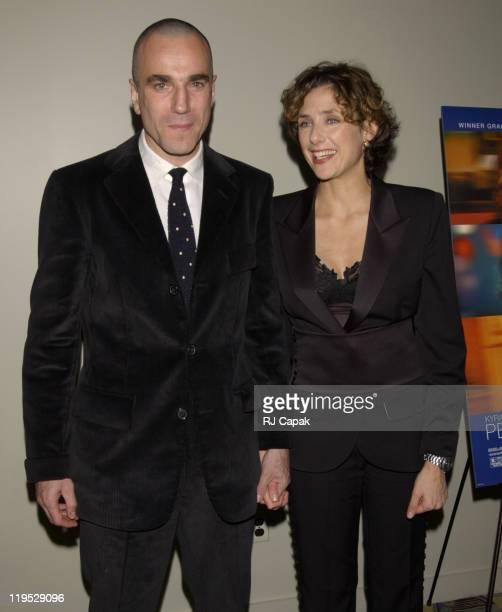 Daniel DayLewis wife writer/director Rebecca Miller
