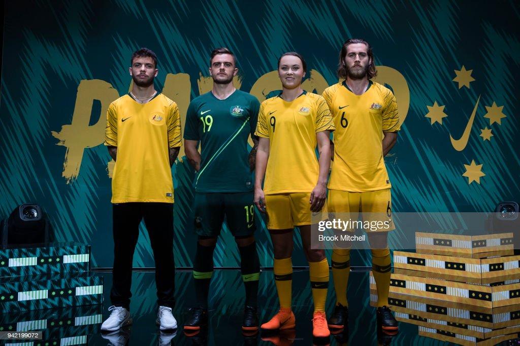 Nike Football: Australian National Team Kit Launch