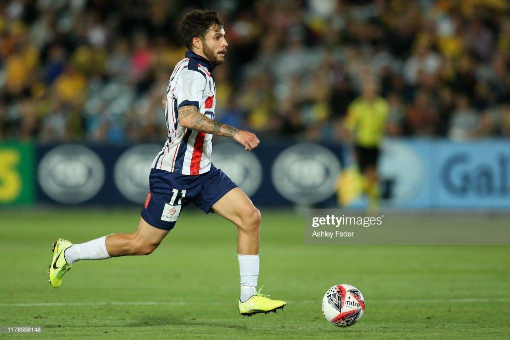 FFA Cup 2019 Semi Final - Central Coast Mariners v Adelaide United : News Photo
