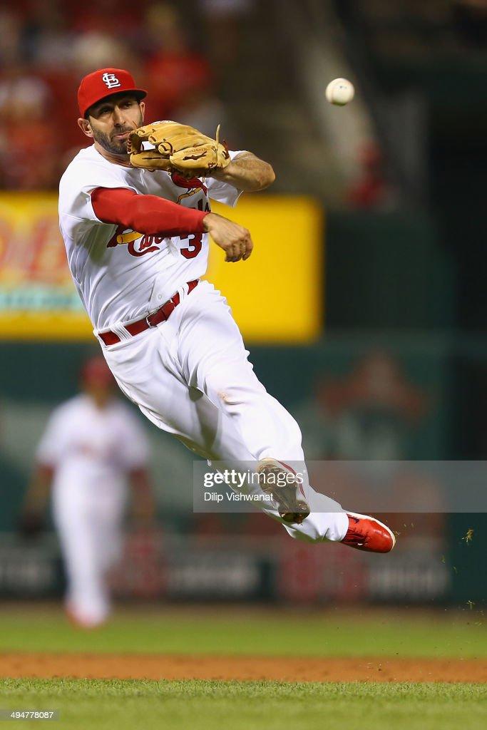 San Francisco Giants v St Louis Cardinals