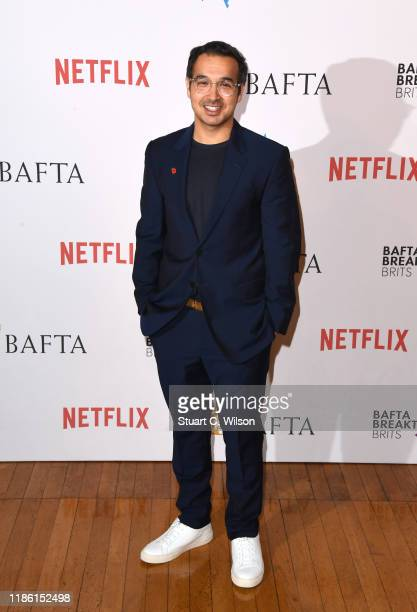 Daniel Dewsbury attends the BAFTA Breakthrough Brits event 2019 at Banqueting House on November 07 2019 in London England